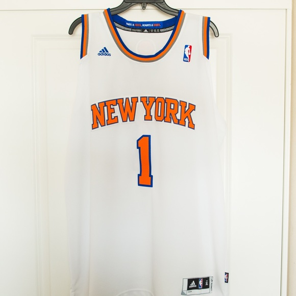 new product 064f8 04ba1 Adidas New York Knicks Jersey   Amare Stoudemire